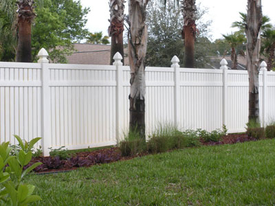 Welcome to Palm Coast Flagler Fence